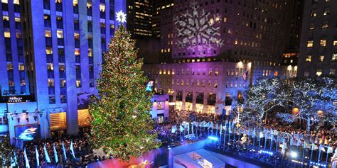 holiday lights in new york ten best christmas trees 2013 huffpost uk