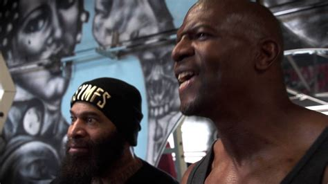 terry crews usmc terry crews vs c t fletcher carnage ft big rob