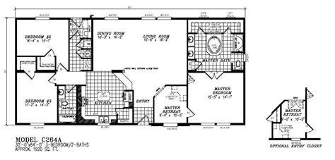 modular homes floor plans luxury clayton home 268125 luxury karsten homes floor plans new home plans design