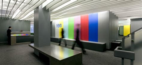 Hbo New York Office by New York City Office Hbo Myeoffice Workplace Design