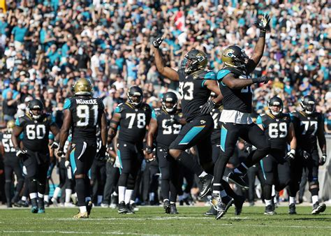 history of the jacksonville jaguars firstcoastnews jaguars clinch afc south