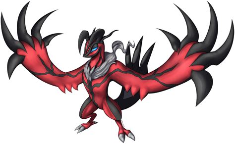 learn how to draw yveltal from pokemon pokemon step by 717 yveltal by spinoone on deviantart