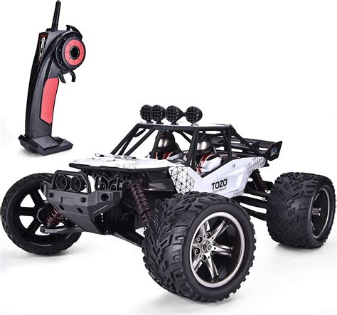 Rc Big Foot 4wd Max 1 12 Remote Mainan Anak Laki Laki c2035 rc cars high speed 30mph 1 12 scale rtr remote brushed truck road car