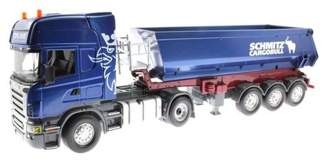 Harga Rc Truck Siku by Siku 6725 Scania With Tipping Trailer Rc Model Car 1 32