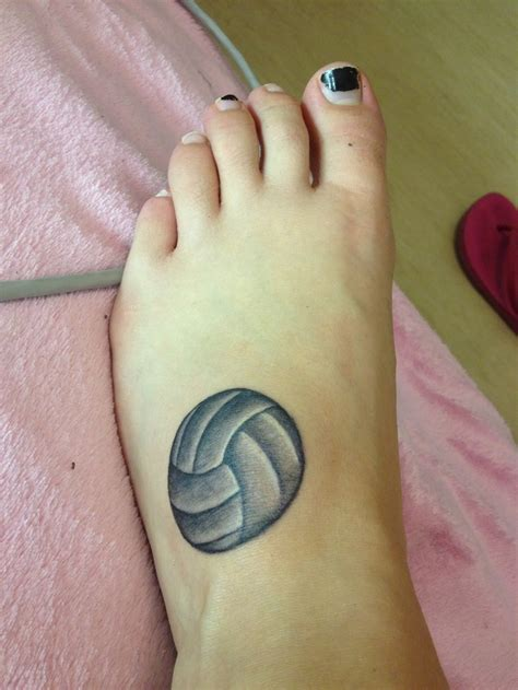 volleyball tattoo volleyball pinterest tops girls