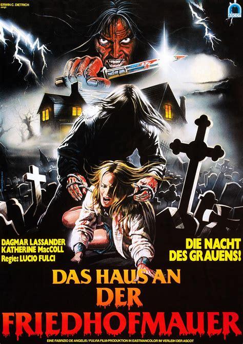 the house by the cemetery the house by the cemetery 1981 horror news reviews horror movie trailers