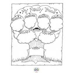 family tree template for pages family tree coloring pages printable 2017 coloring family