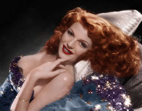 Red Head Actress From 1940s | most beautiful hollywood actresses 1920 1950