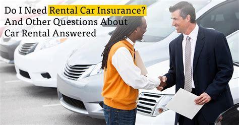 decide    rental car insurance