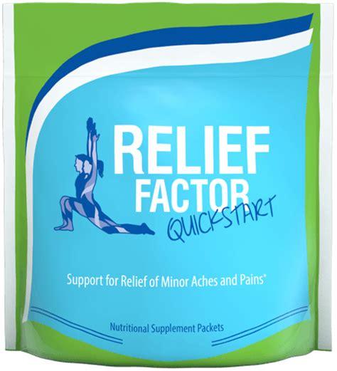 supplement x factor relief factor healthy inflammation response supplement