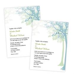 microsoft word invitation template wedding invitation templates word wedding invitation