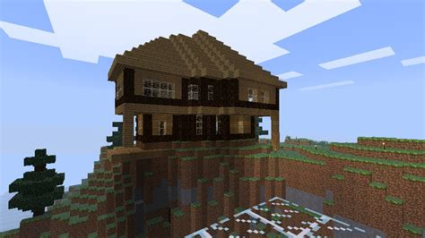 minecraft mountain house designs minecraft mountain house designs 28 images modern mountain house minecraft project