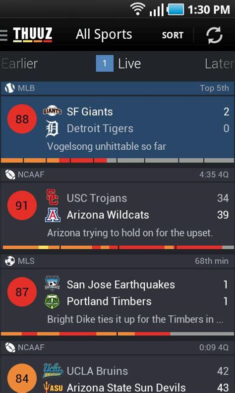 best sports app for android best sports apps for android