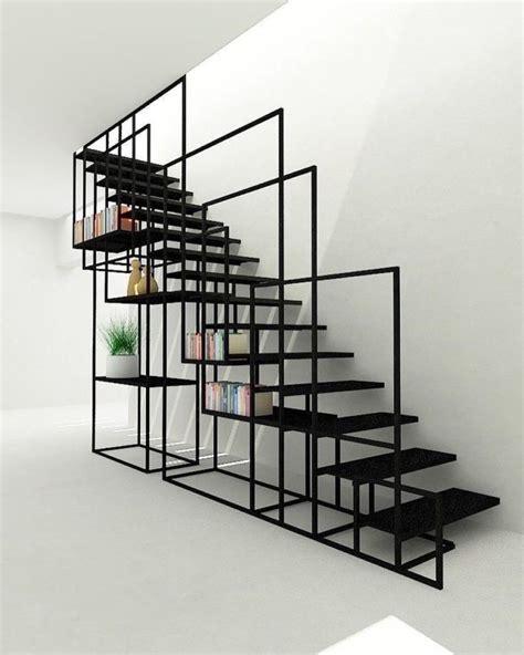 tangga baja ringan minimalis model desain harga