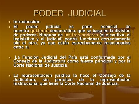 gobierno archivo del consejo de la judicatura del poder poder judicial