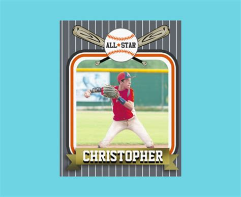 baseball card photo template 33 trading card template word pdf psd eps free