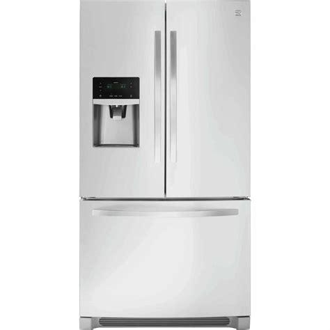 kenmore door refrigerator problems kenmore 70343 27 2 cu ft door refrigerator