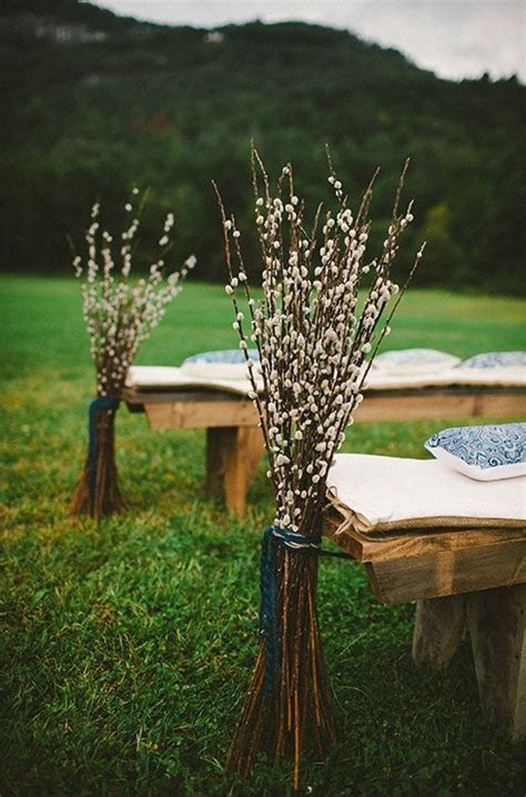 17 Gorgeous Wedding Decorations For Your Ceremony Aisle