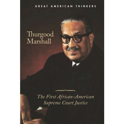 american supreme thurgood marshall the american supreme