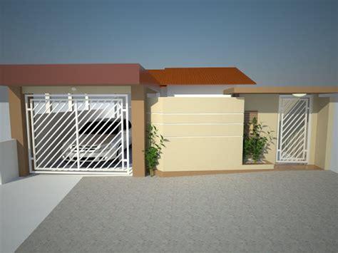 muros e grades residenciais 25 inspira 231 245 es modernas