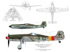 1000 images about focke wulf ta 152 on