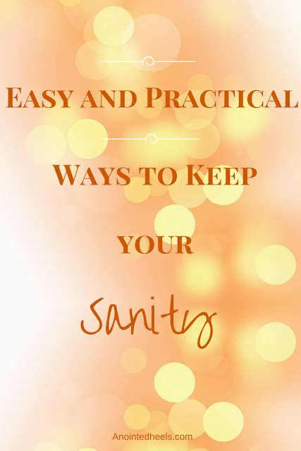 4 Practical Ways To Reach The Of Your Child The Better Anointedheels Easy And Practical Ways To Keep Your Sanity With Back To School