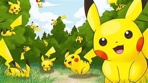 pikachu background free pikachu backgrounds wallpaper wiki