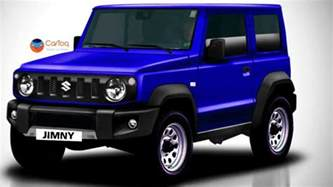 Suzuki Jimny Replacement Maruti Jimny Replacement Confirmed For Next Year