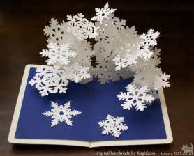 How To Make A Paper Pop Up Card - 1537 best images about snowman snow cards on