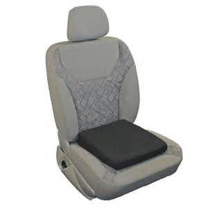 wedge car seat travel cushion from driveden uk
