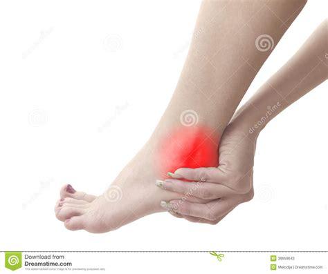 dolore caviglia interna in a ankle stock photos image 36659643