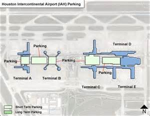 houston airport map houston airport terminal map pictures to pin on