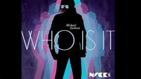 Who Is Jackson by Mixcraft 5 Michael Jackson Who Is It Cover