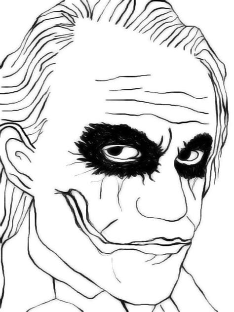 knight face coloring page 45 best images about batman and joker on pinterest