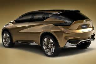 Nissan Of All New Nissan Murano Coming To New York Auto Show