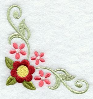 flower design for project machine embroidery designs at embroidery library
