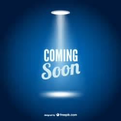 Coming Soon Template coming soon web page template vector free