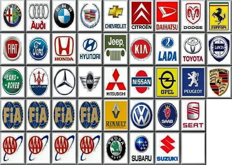 all car logos and names in the world all car brands around the world driverlayer search engine