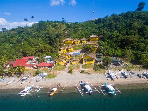 dive resort buceo anilao dive resort hotel philippines mabini