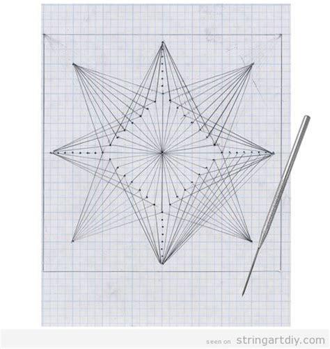 35 DIY String Art Patterns   Guide Patterns