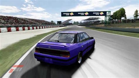 subaru legacy drift car forza 4 subaru legacy spin drift youtube