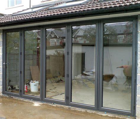 Aluminium External Folding Doors, Folding Sliding Doors