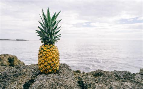 Pineapple Yellow yellow pineapple wallpaper hd wallpaper background