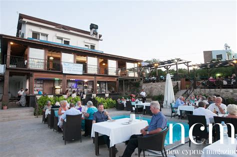 Blue Garden Cafe by Blue Garden Restaurant Karsiyaka Norra Cypern Magasinet