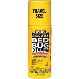 bed bugs spray home depot harris 3 oz travel size egg kill bed bug killer egg 3