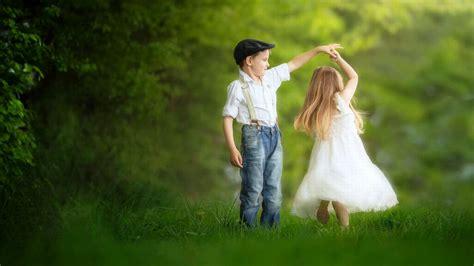 wallpaper cute girl and boy love dance of boy and girl cute wallpaper download hd