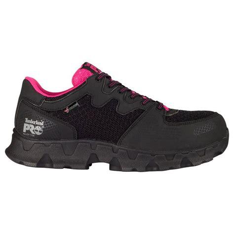 timberland work shoes womens timberland pro powertrain 92669 womens alloy safety toe