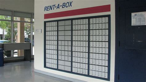 What Is Post Office by Miami Every Day Photo P O Box