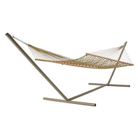 Duracord Hammock deluxe duracord rope hammock in dfohome