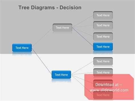 Decision Tree Ppt Templates Powerpoint Decision Tree Template